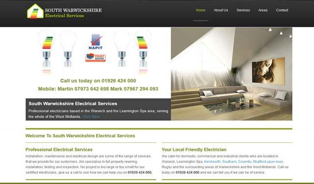 London Website Design Kb Cars London Taxi Company Warwick Web Design