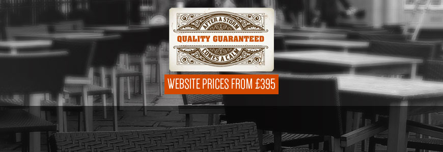 websites from £395